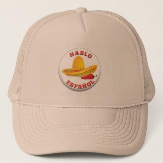 Trucker Hat - love spanish