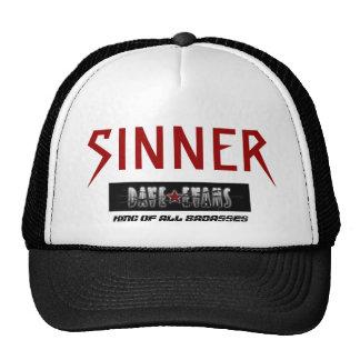 Trucker Hat SINNER KING OF ALL BADASSES
