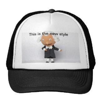 trucker Hat, style, wig Cap