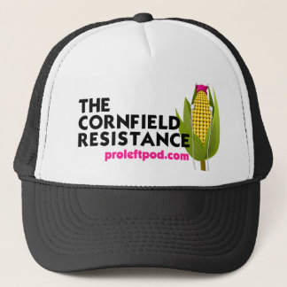 Trucker Hat - The Cornfield Resistance