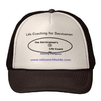 Trucker Hat - The Serviceman's Life Coach - Cap