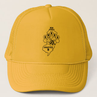 Trucker Hat with Chapter B Logo
