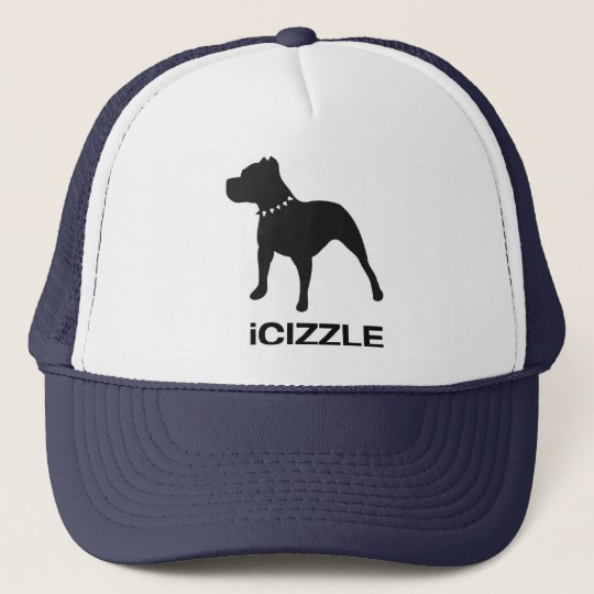 Trucker Hat with ICizzle Logo