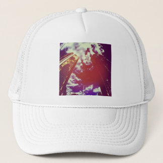 Trucker Hat With Instagram Photo
