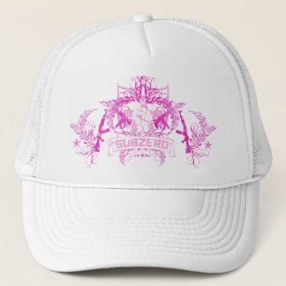 Trucker - Pink Shield Trucker Hat