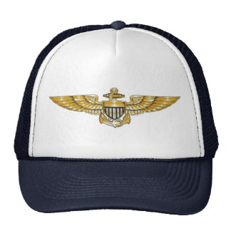 Trucker Wings Cap