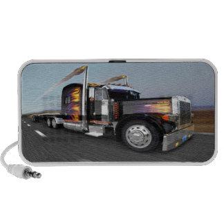 Trucker's Custom Portable Speaker