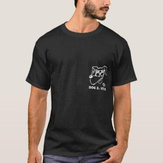 Truckers Do It Dog E Style T-Shirt
