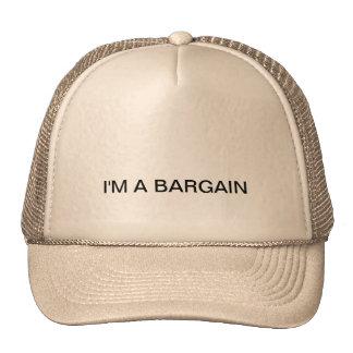 Trucker's hat. cap