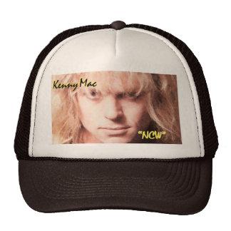 "Truckers Hat w Kenny Mac ""NCW"" Face shot"