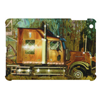 Truckers Lorry Driver Heavy Transport iPad Mini Case