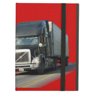 Truckers Lorry Driver Heavy Transport Truck Case Case For iPad Air