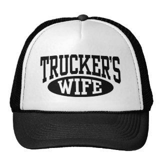 Trucker's Wife Mesh Hat