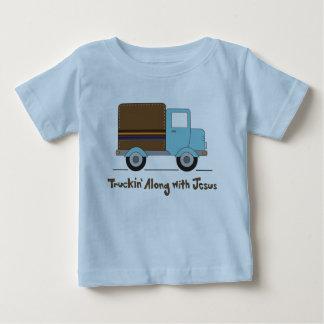 Truckin Along With Jesus Tshirts