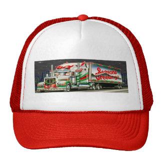 Truckin Santa - Hat