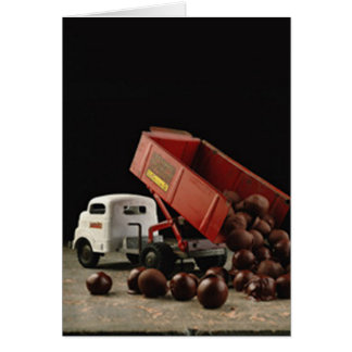 Truckload of Thanks Card