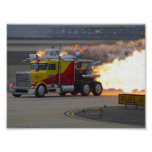 Trucks Engines Print