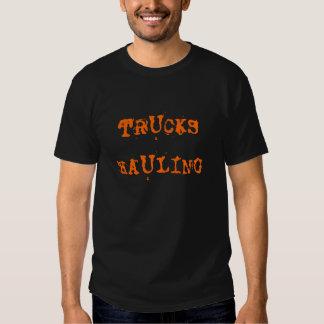 TRUCKS HAULING TSHIRT