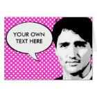 Trudeau Card