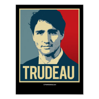 Trudeau Poster