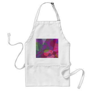 True Abstract Standard Apron