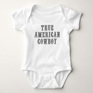 True American Cowboy Baby Bodysuit