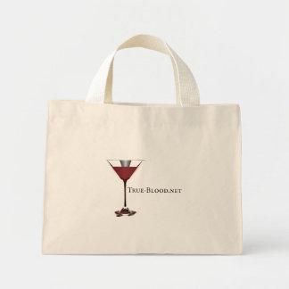 True-Blood.net Martini Glass Tote Bag