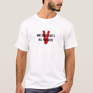 "True Blood ""V"" T-Shirt"