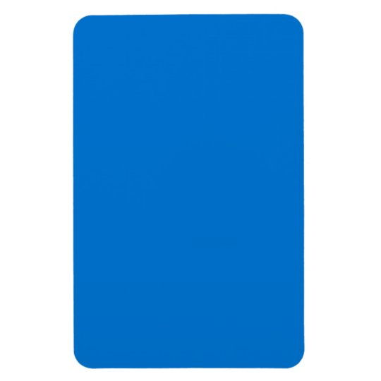 True Blue Bold Complementary Colour Magnet