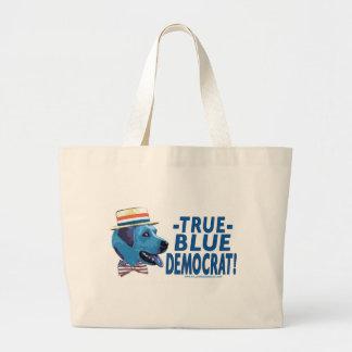 True Blue Democrat Bag