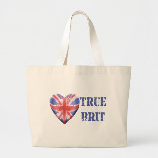 True Brit Large Tote Bag