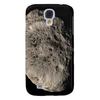 True color mosaic of Saturn's moon Hyperion Galaxy S4 Case