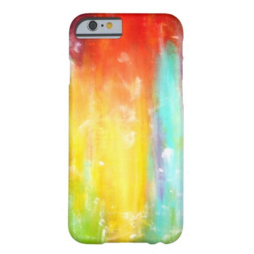 True Colors Abstract Art iPhone 6 Case
