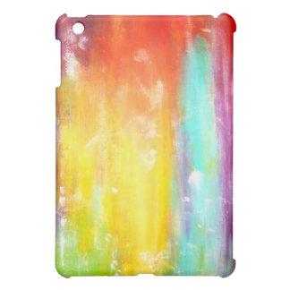 True Colors Abstract Art iPad Mini Case