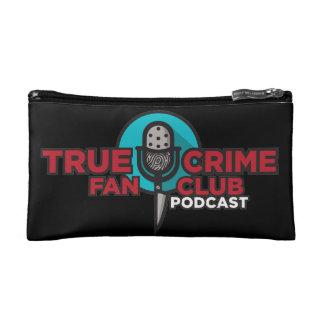 True Crime Fan Club Accessory Bag! Cosmetic Bag