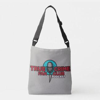 True Crime Fan Club Messenger Bag! Crossbody Bag