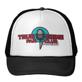 True Crime Fan Club Trucker Hat