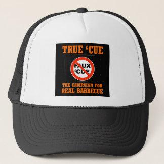 True 'Cue, XFQ cap