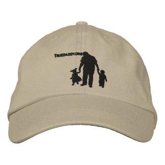 True Daddy Hat Embroidered Hat