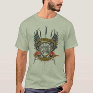 True Edge Academy Color Crest T-shirt