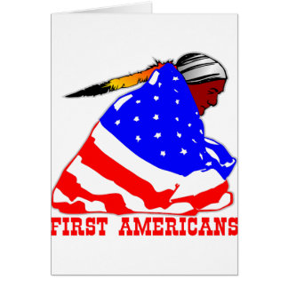 True First Americans Cards