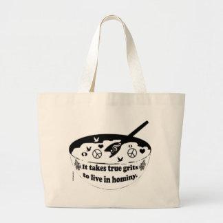 True Grits Hominy Bag