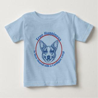 True Happiness with a Cardigan Corgi Infant T-Shirt