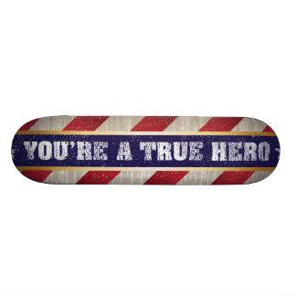 True Hero Skate Deck