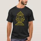 True Laos 3 Head Elephants T-Shirt