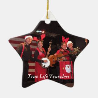 True Life Travelers 2010 Christmas Ornament