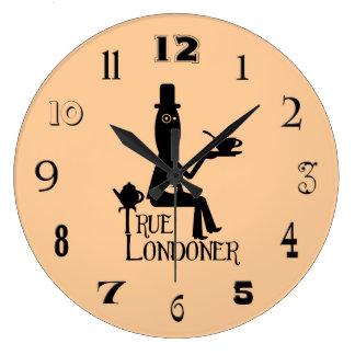 True Londoner Large Clock