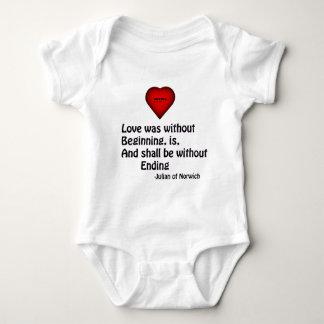 True Love Baby Bodysuit