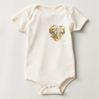 True Love Baby Bodysuit
