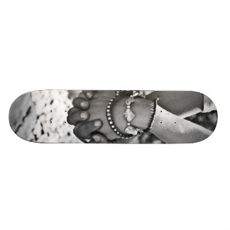 True Love Custom Skate Board